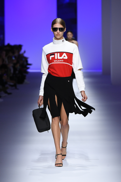 a7d303bae11 Here Are the Best Looks From FILA's First Fashion Show ekkor: 2019 ...