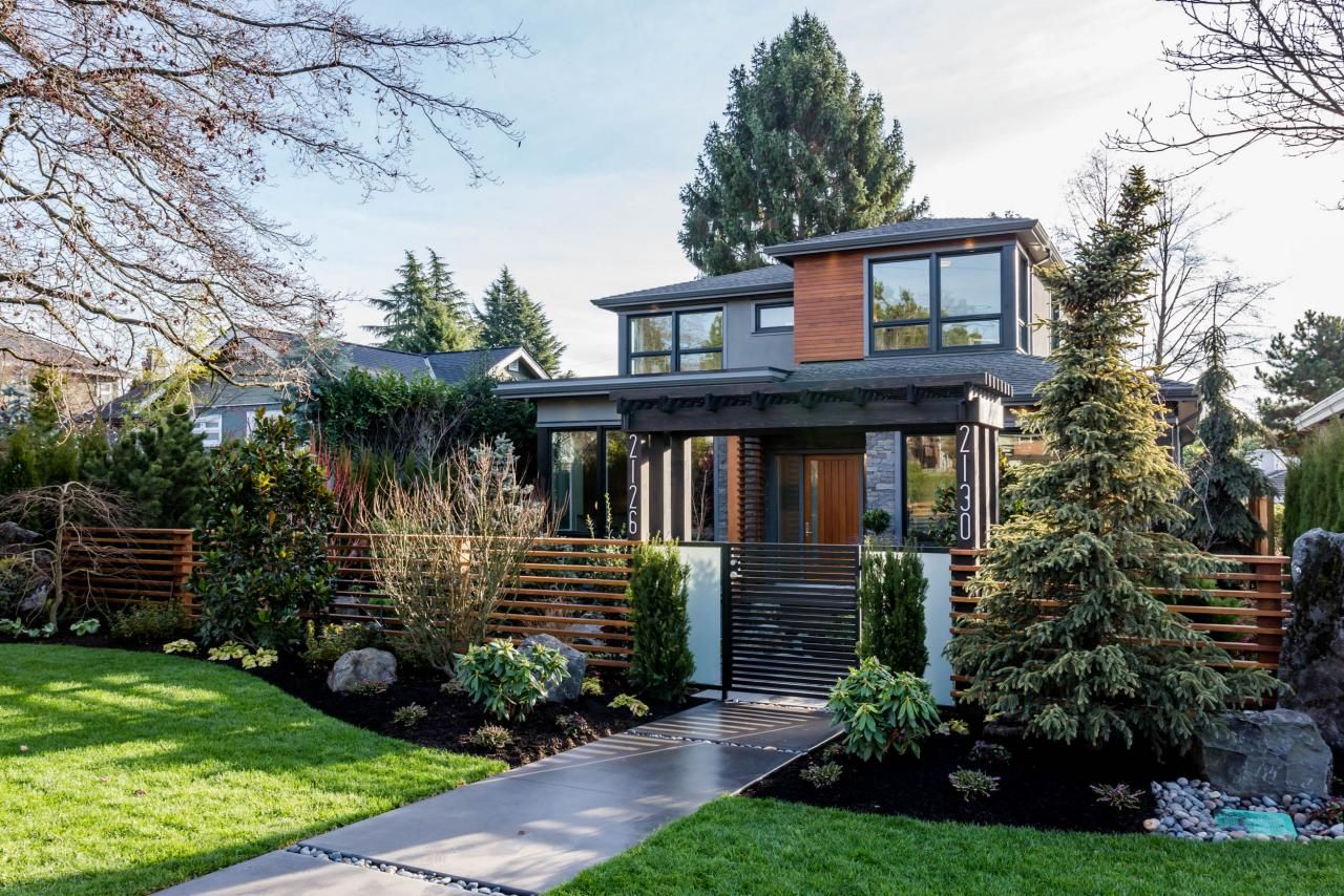 Curb Appeal | 2018 HGTV's Ultimate House Hunt | HGTV | Curb appeal,  Contemporary house, Contemporary office decor