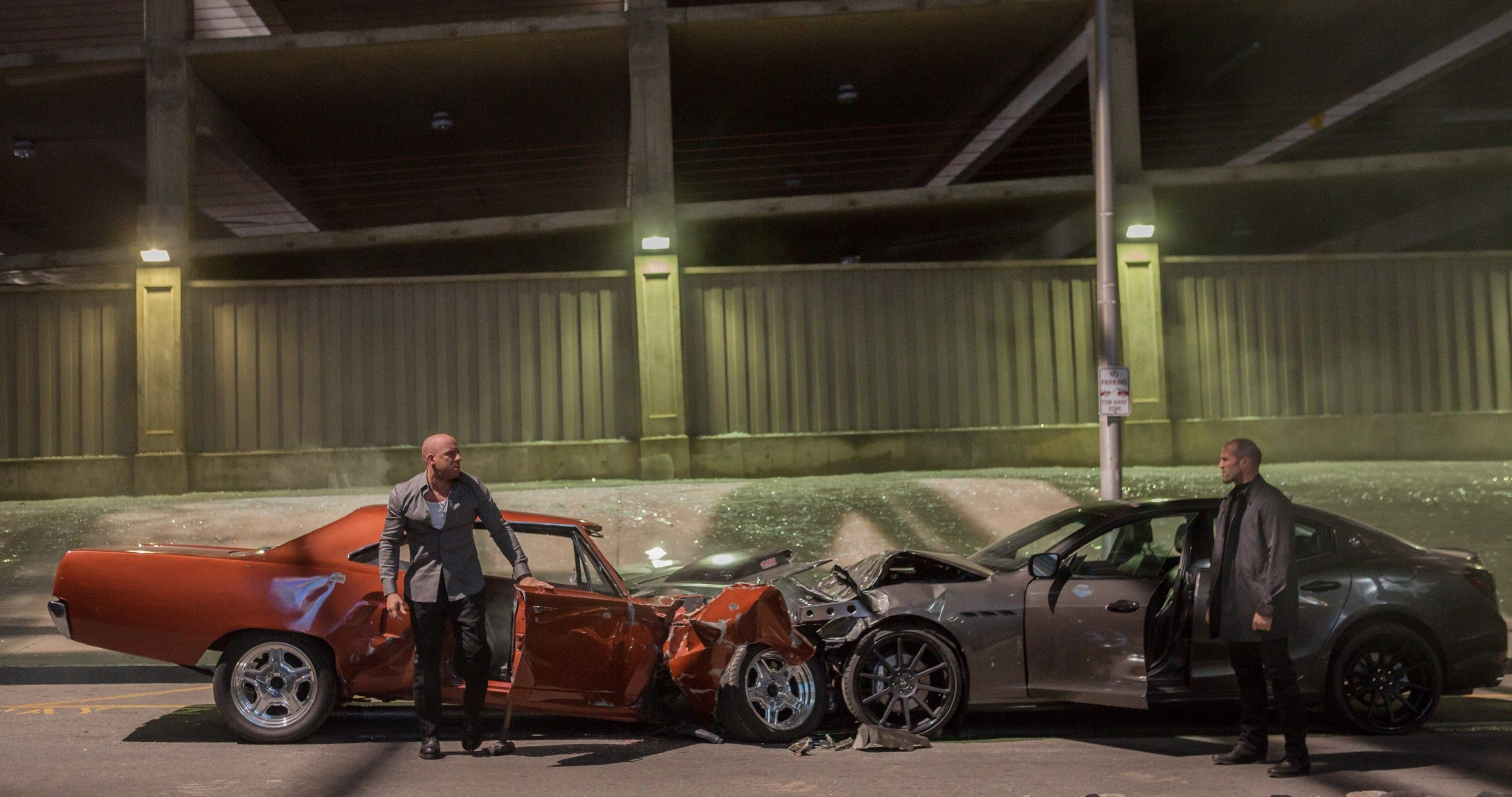 Fast And Furious 7 Accident 4k Ultra Hd Wallpaper Ololoshenka