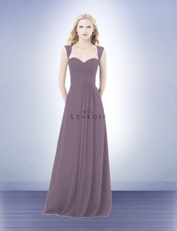 Bridesmaid Dress Style 485 - Bridesmaid Dresses by Bill Levkoff ...