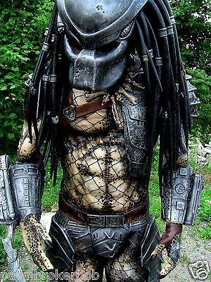 Sale Full Predator Costume Prop Custom Suit Collectible P1 Aliens