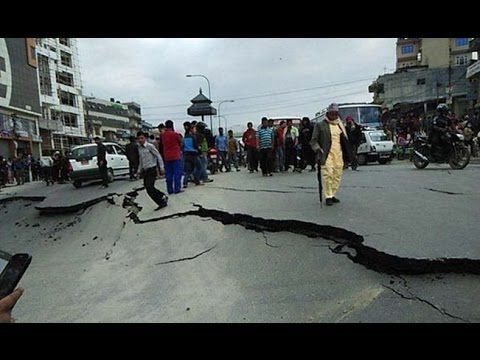 Earthquake In Nepal Kaushaltar What Happened Next