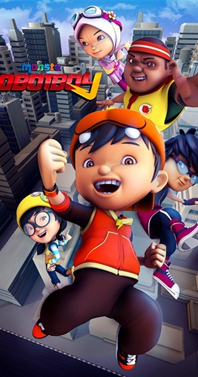 BoBoiBoy (TV Series 2011 ) IMDb Boboiboy galaxy