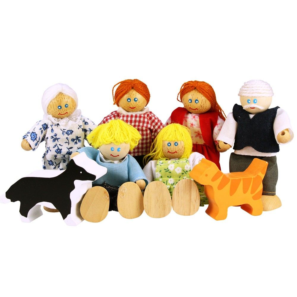Doll Family The Pine Chest Lewes U2013 Wooden Toys, Pine Furniture And Oak  Furniture For