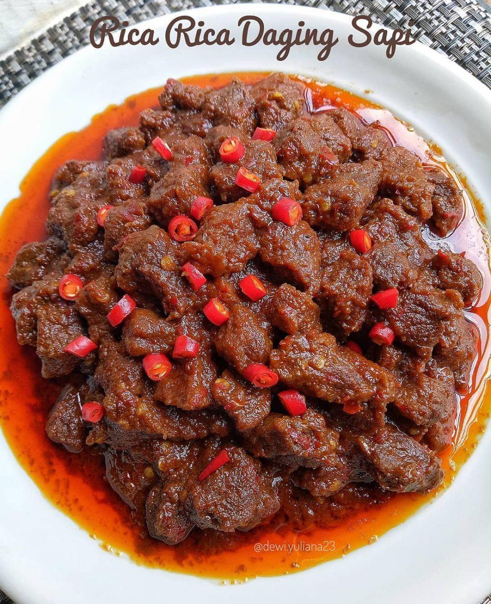 18 Resep Masakan Daging Sapi Enak Sederhana Mudah Dibuat Instagram Resepdaging Resep Idemasak Id Di 2020 Resep Masakan Daging Sapi Resep