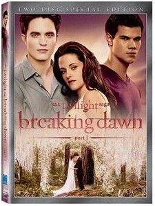 Twilight 04 Breaking Dawn Pt 1 Cartazes De Cinema Posters De