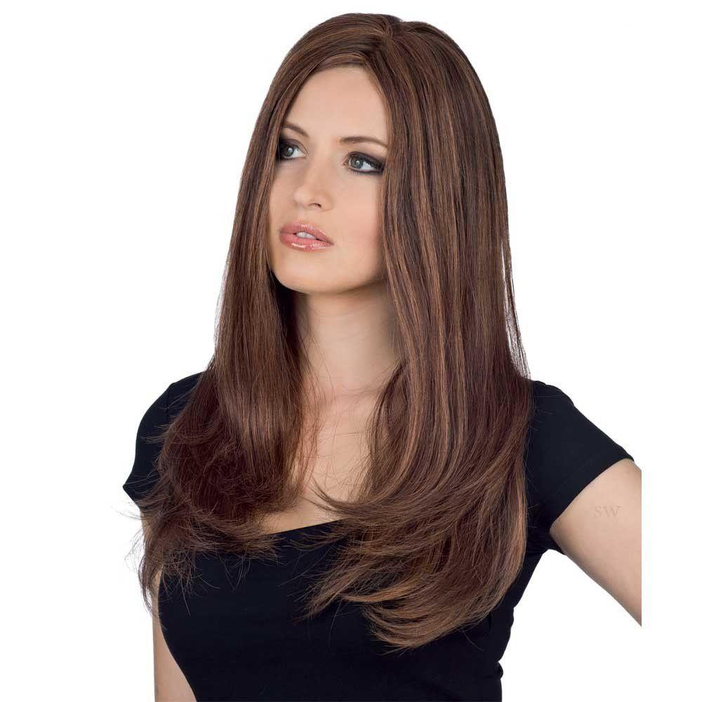 Hair Human Long Wig White Wigs Online