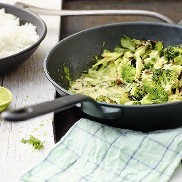 Gemüse-Kokos-Curry Rezept   Küchengötter