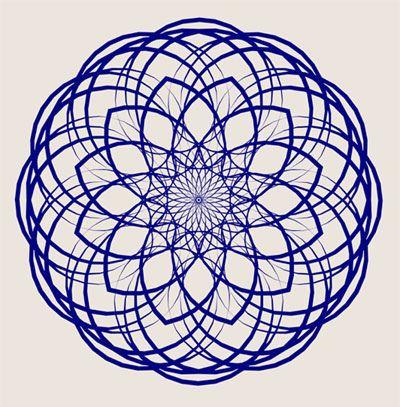 Principles Of Design Unity Spirograph Principles Of Design Spirograph Art