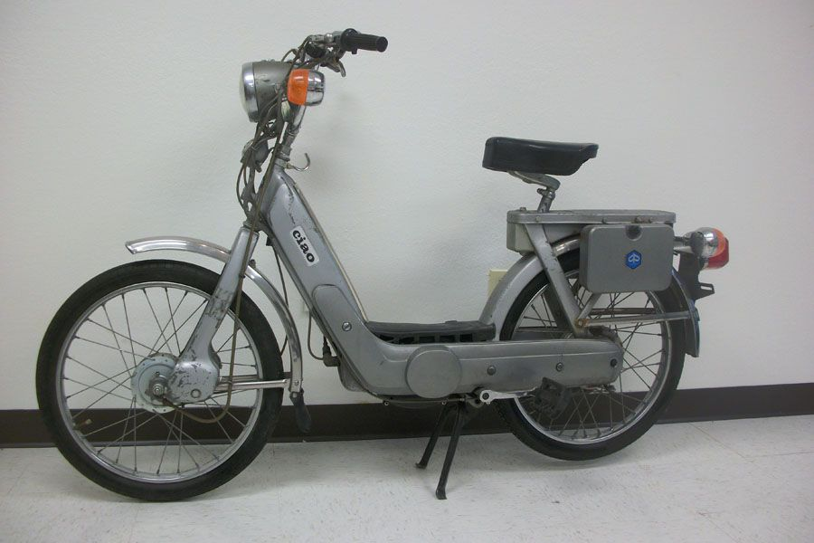 piaggio ciao classic motorcycles moped scooter. Black Bedroom Furniture Sets. Home Design Ideas