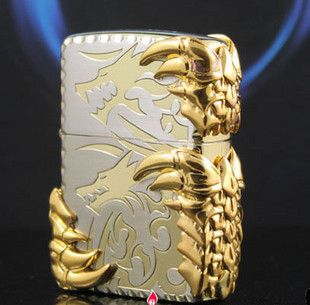 Just a cool lighter and I don't even smoke