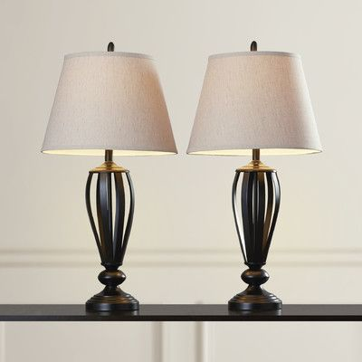 Table Lamps You 39 Ll Love Wayfair Table Lamp