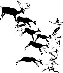 resultado de imagem para gravuras rupestres desenhos simbolos de