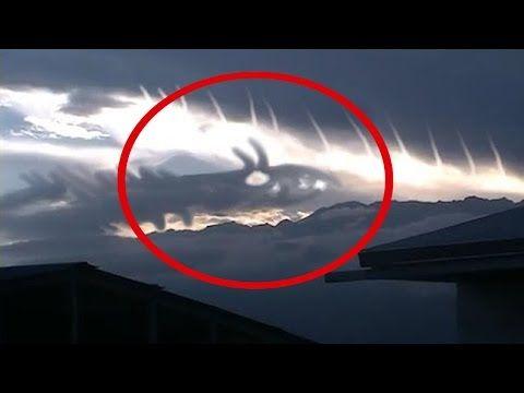 8 Lugares Mas Extraños Alrededor Del Mundo Youtube Fotos Paranormales Fotografía Del Océano Nubes Lenticulares