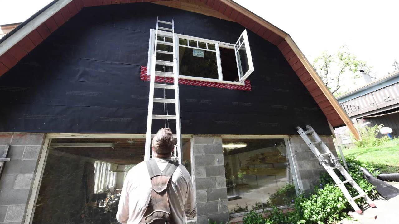 Egress window decor  ftf  tips for installing windows  tiny househomestead trailer