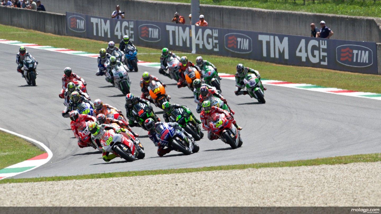 grand prix moto gp rediffusion