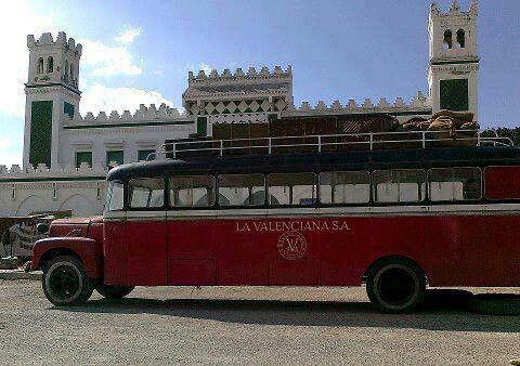 Resultado de imagen de la valenciana autobuses antiguos