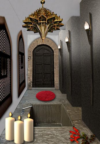 Une salle de bain aux inspirations orientales | Oriental, Salle de ...