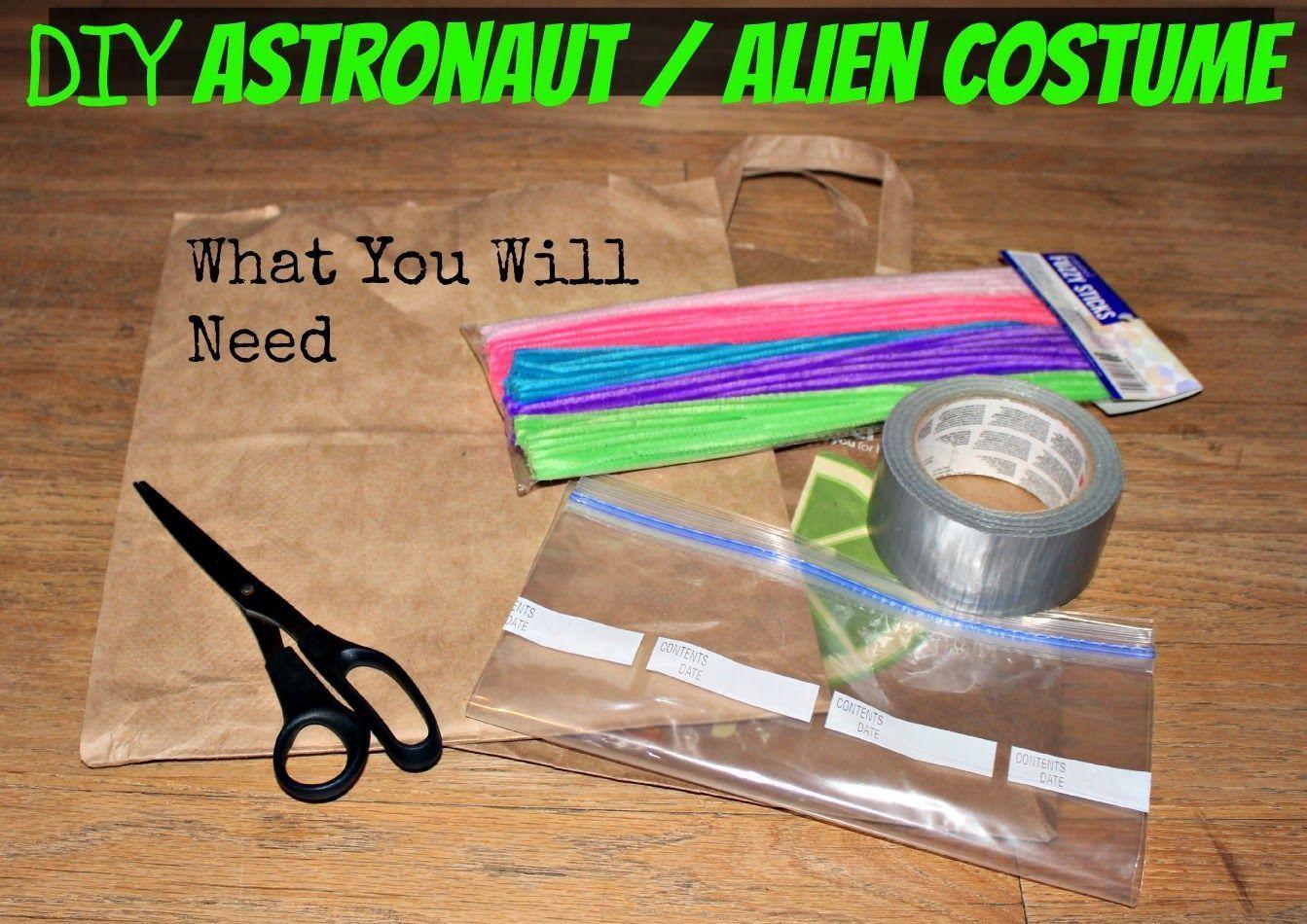 {Denk außerhalb der Spielzeugkiste} Summer Fun Series Paper Bags DIY: Astronaut / Alien Co ..., #Alien #aliencostume #Astronaut #außerhalb #Bags #Denk #der #DIY #Fun #Paper #Series #Spielzeugkiste #Summer