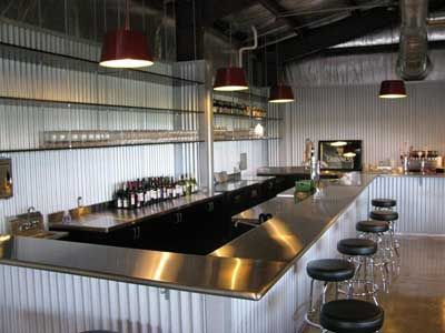 Stainless Steel Bar Top Http