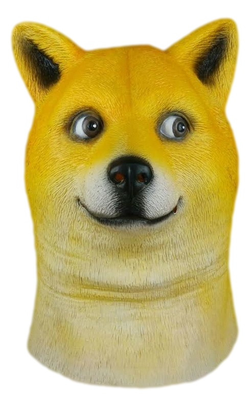 Doge Mask Doge Mask Fictional Characters