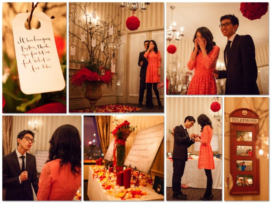 At Home Marriage Proposal Ideas Valoblogi Com