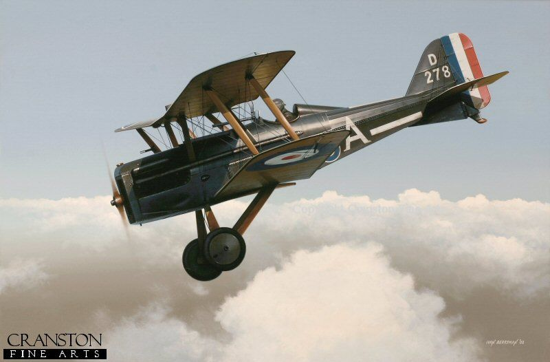 Get 4 FREE WW1 Aviation Art Prints!
