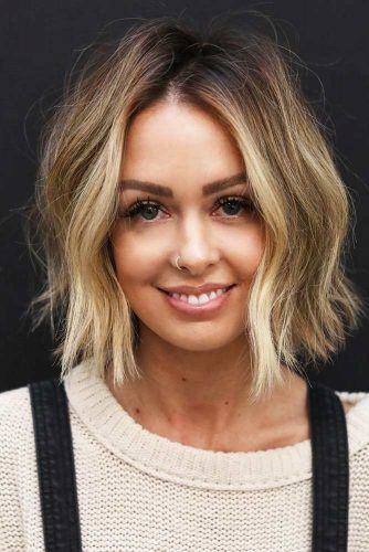 25 Perfect Short Hairstyles For Fine Hair In 2020 Messy Short Hair Hairstyles For Thin Hair Hair Styles