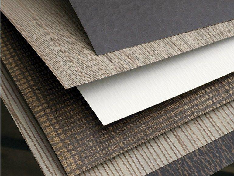 Laminate Wood Panel Oberflex By Oberflex Rangement