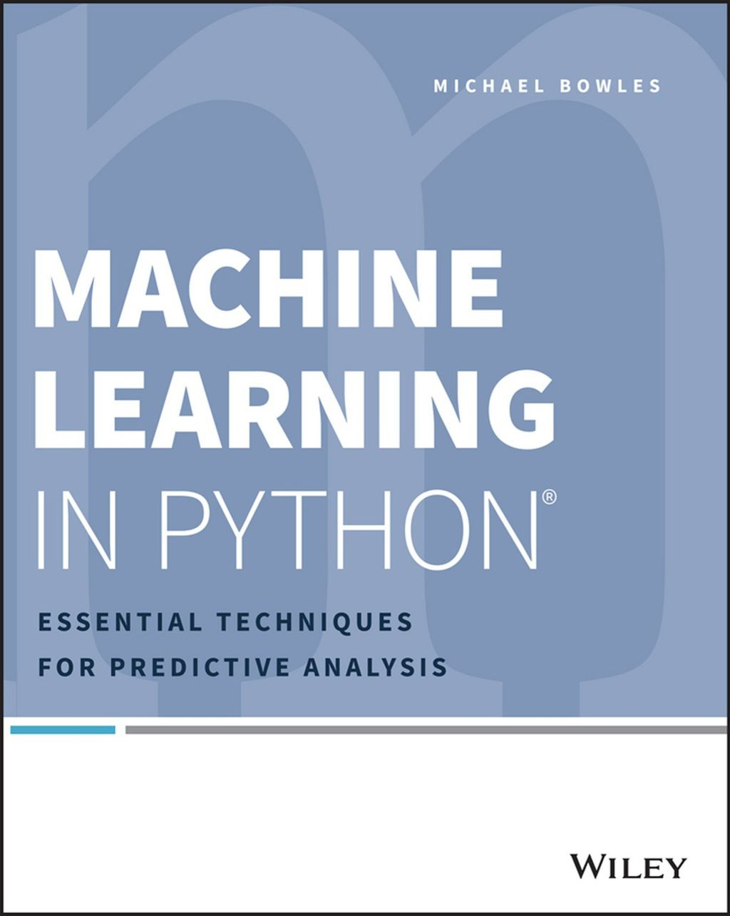 Machine Learning In Python  Essential Techniques For