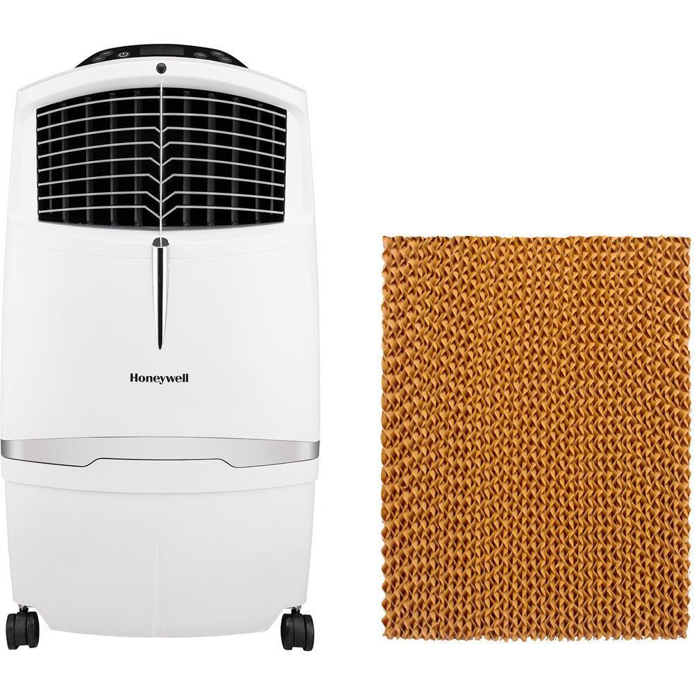 Honeywell 525 CFM 3Speed Portable Evaporative Air Cooler