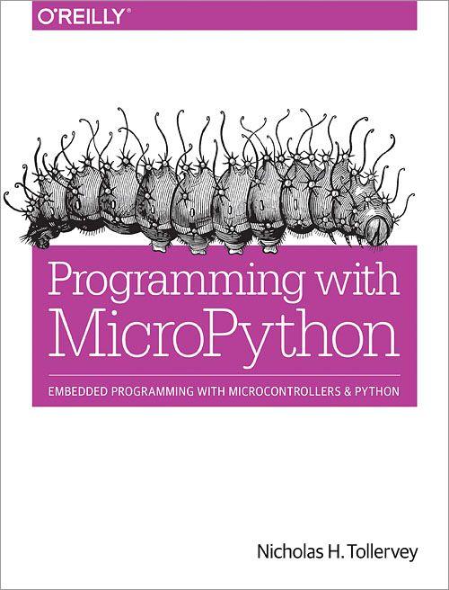 Programming With Micropython Programming Python Programming