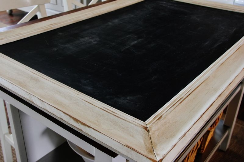 Preparing a Chalkboard for various types of projects