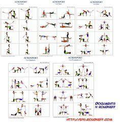 Sport Images Photos Apsa Eps Didactique Pedagogie Gymnastique Ressources En Eps Yoga For Kids Partner Yoga Acrobalance
