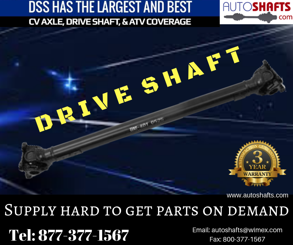 Pin on Drive Shaft