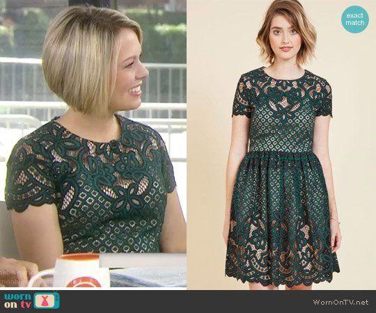 Eliza J Luxuriant Lace Mini Dress Fashion In 2019 Lace