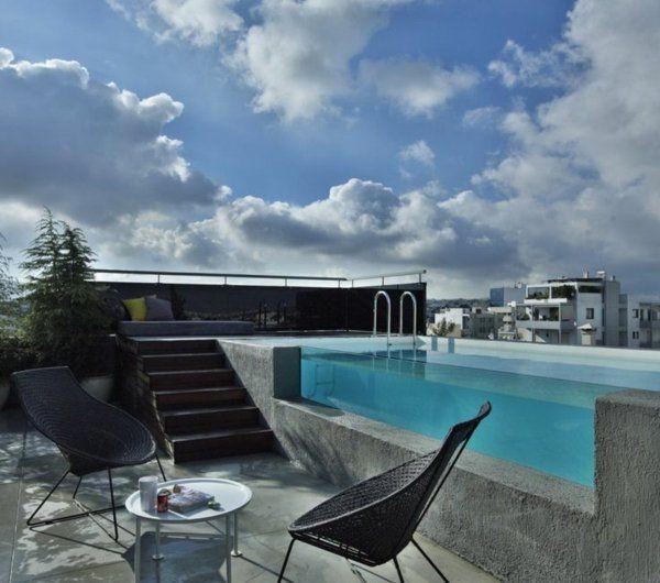 Assez La petite piscine hors sol en 88 photos | Petites piscines  DS69