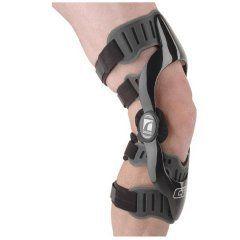 Broken Knee Brace