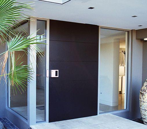 Timber pivot entrance door. 5 panel. Rylock | home | Pinterest ...