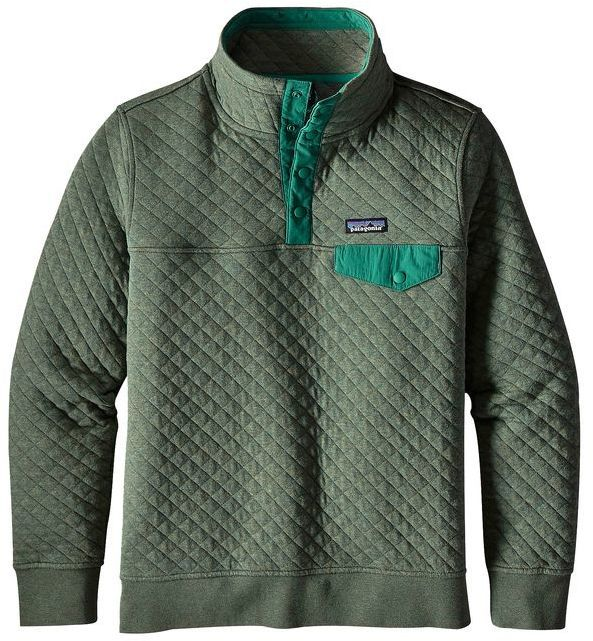 Patagonia Women S Cotton Quilt Snap T 174 Pullover This