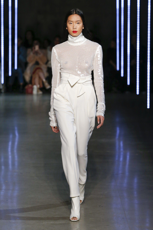 Sally lapointe fall readytowear fashion show