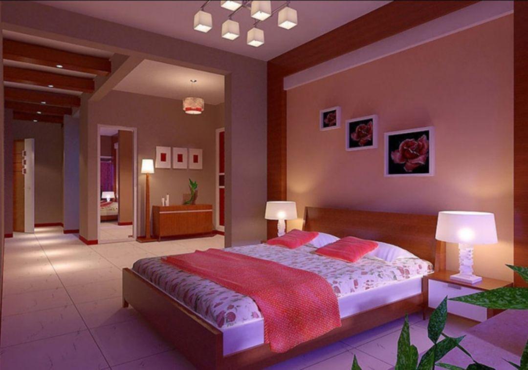 Inspiring Wonderful 30 Diy Creative Bedroom Lighting Ideas Https