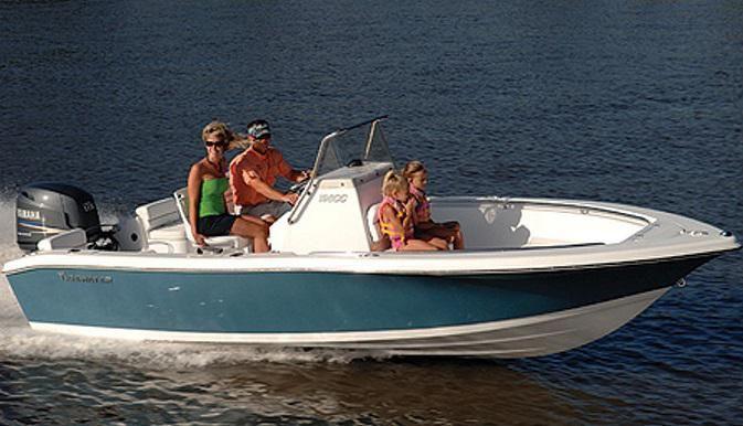 2015 Tidewater Boats 196 CC Adventure Annapolis Area ...