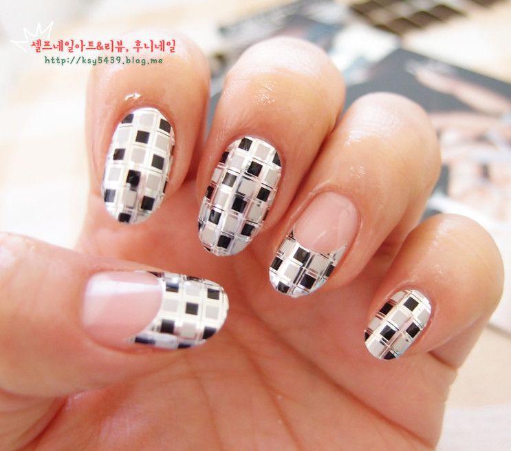 French Manicure Nails Tumblr - http://www.mycutenails.xyz/french ...