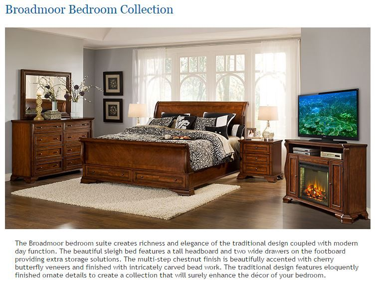 Broadmoor Idlewood Queen Bed At Costco $599.99 We Bought THIS!