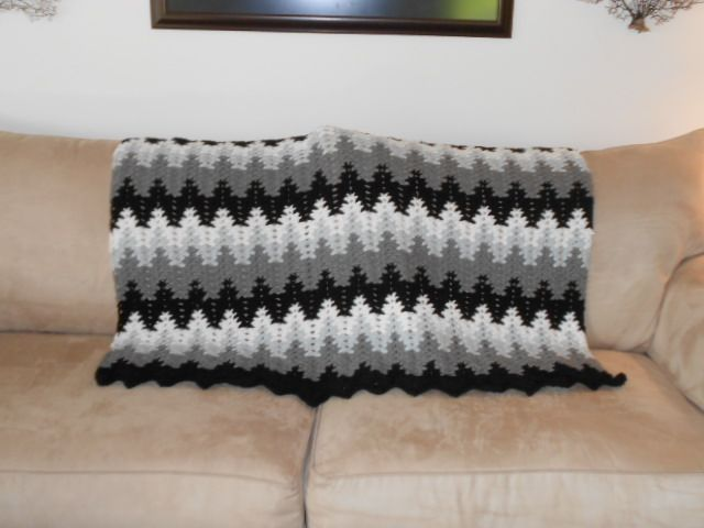 Breaking Amish afghan in different colors. Found the pattern   For ...