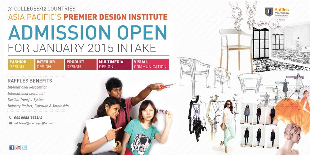 Interior Designing Courses In Chennai Graphic Design Course Design Course Fashion Designing Institute