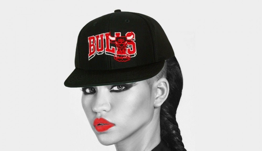 6e7877762cb Bulls Snapback Hat by  disizsick follow these guys they have some great  caps.