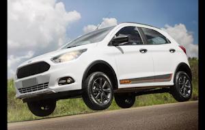 Conheca O Ford Ka Trail  Em Detalhes Carros Pinterest Blog