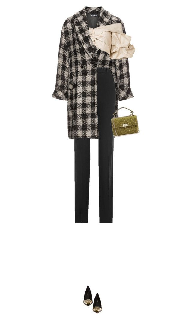 """Untitled #860"" by vjdfashion on Polyvore featuring Verpass, Dolce&Gabbana, Alexander McQueen, Valentino and Johanna Ortiz"